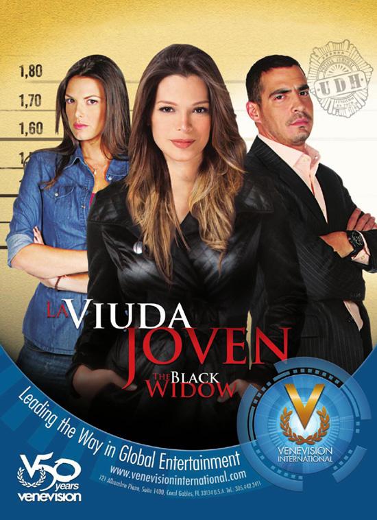 los ultimos dias la exitosa telenovela la viuda joven llego a su fin ...