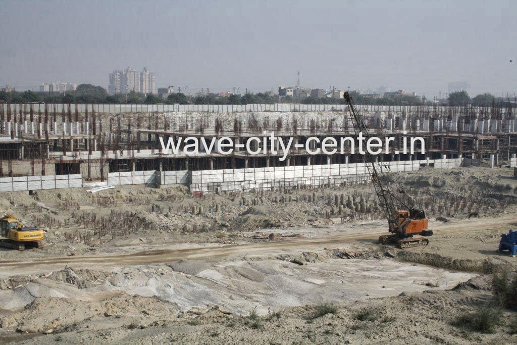 Wave City Center Construction Update 1