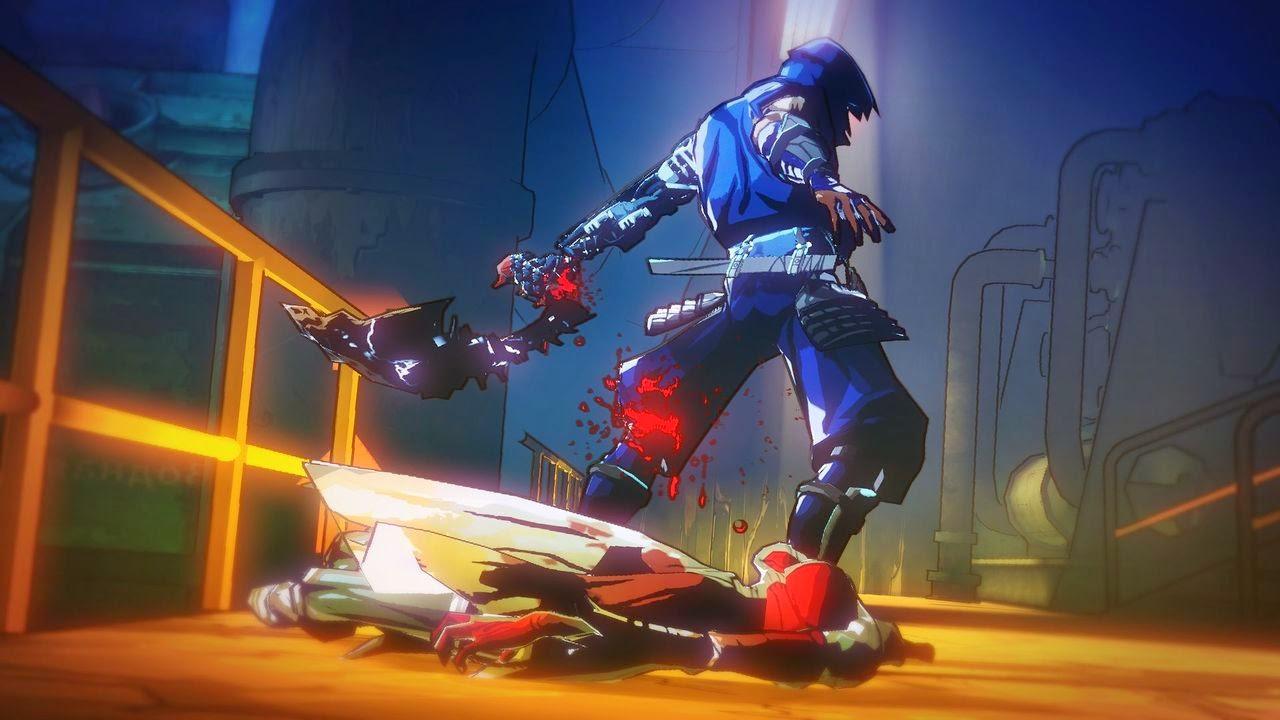 Yaiba Ninja Gaiden z screenshots