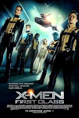 Filme X-Men Primeira Classe