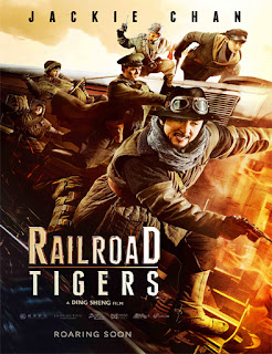 Railroad Tigers película