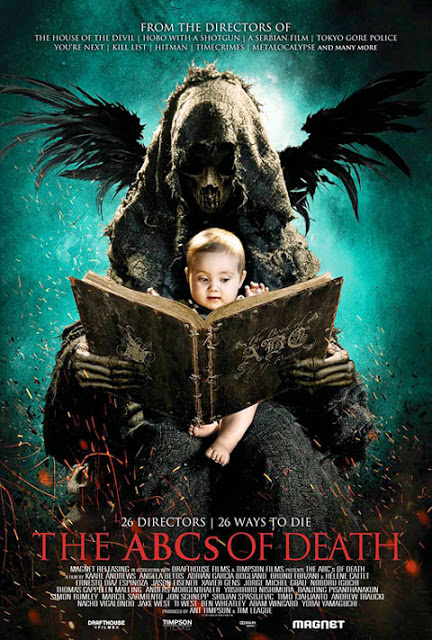 The ABCs of Death HDRip XviD