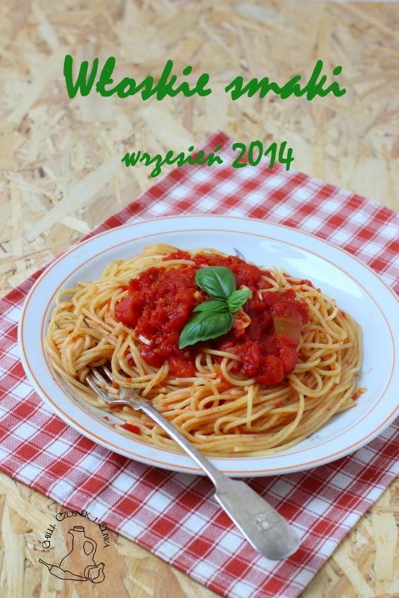Akcja Kulinarna Włoskie Smaki Zaproszenie Chilli