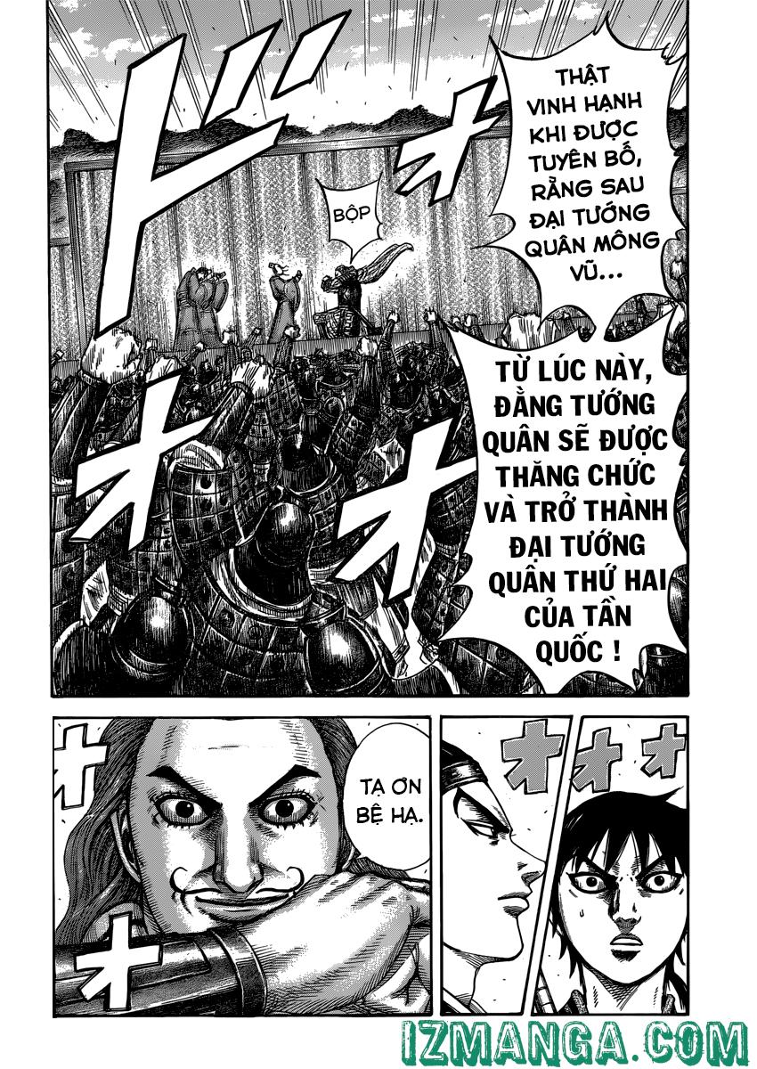 Kingdom - Vương Giả Thiên Hạ Chapter 405-406 Phim Tình Cảm Hàn page 38 - IZTruyenTranh.com