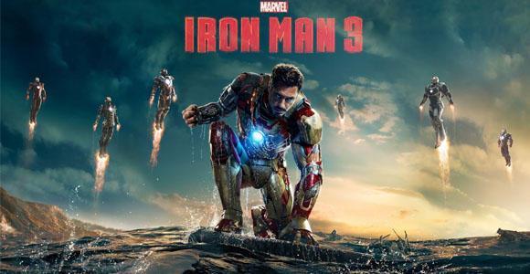 Iron Man 3 (2013) - යකඩ මිනිසාගේ තුන්වන ආගමනය