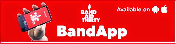 Descarga gratis Band App, paga 1.99 libras esterlinas (42.13 pesos) #BANDAID30 apoya vs el #EBOLA