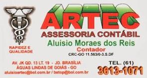 ARTEC ASSESSORIA CONTÁBIL