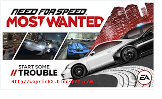 Need For Speed Most Wanted Free Download for Android