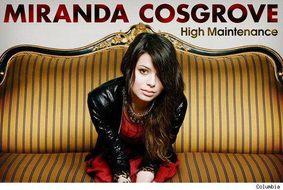 Miranda Cosgrove High Resolution