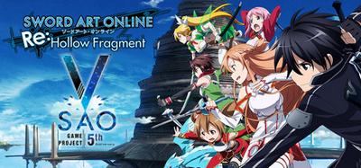 Sword Art Online Re Hollow Fragment-SKIDROW