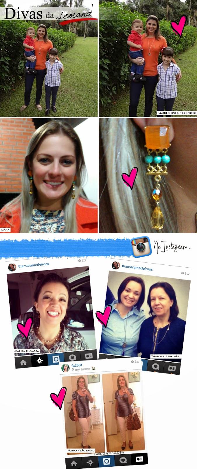 Divas, blog de acessórios, acessórios, são paulo, joinville, blogger, blogueira, colar, brinco