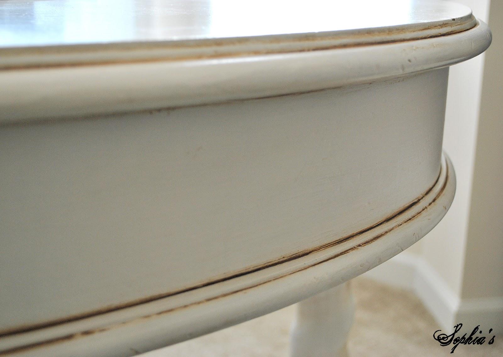 Sophia s Glaze Craze Tips for Glazing Furniture