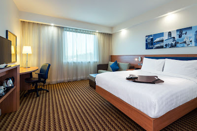 Suite, Hampton by Hilton Luton Airport, UK