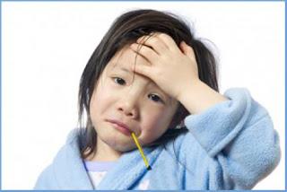 النزلة المعوية عند الأطفال