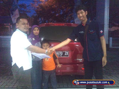 customer ertiga gl gx demak
