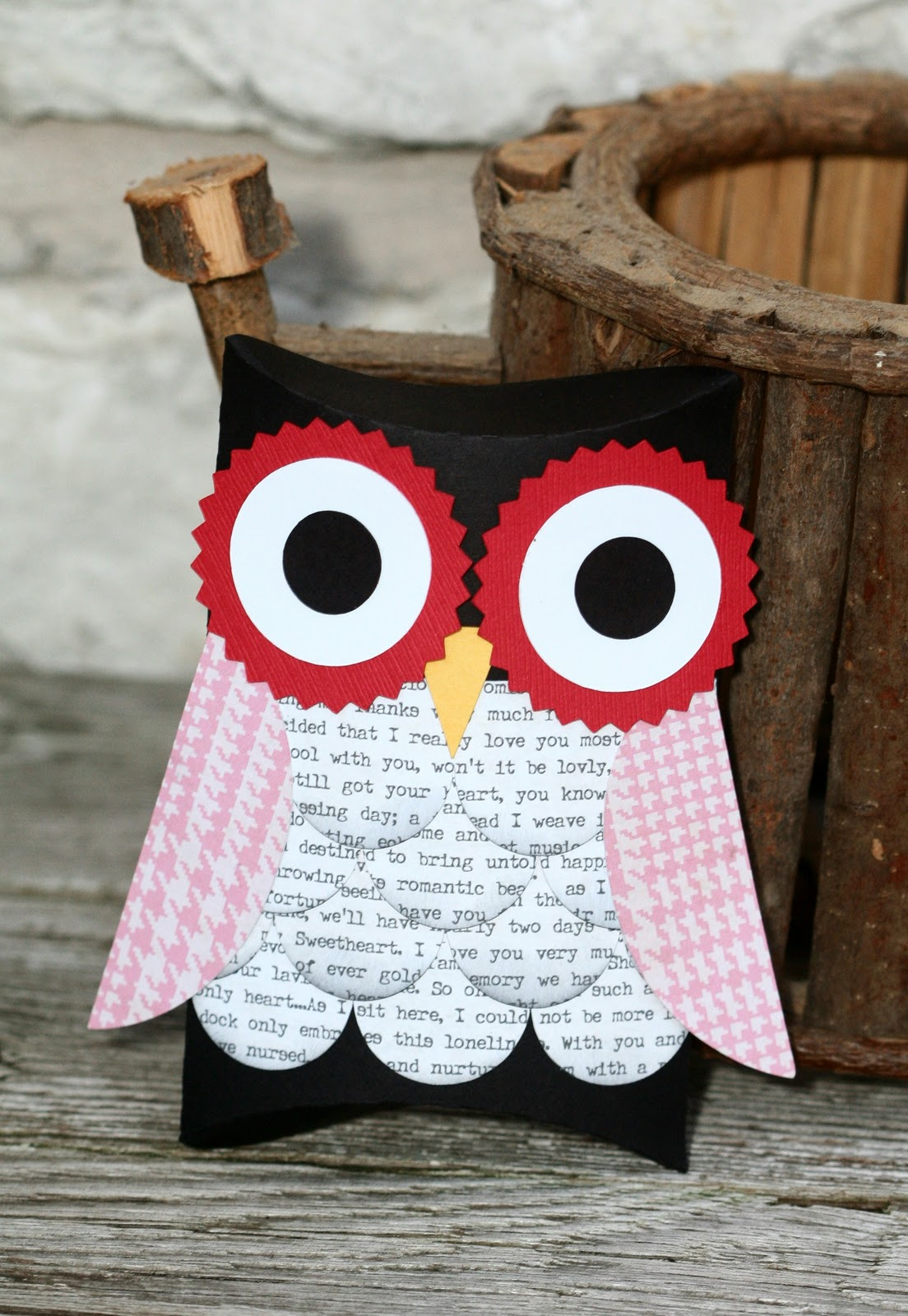 lori whitlock valentines day blog hop - Cute Valentines Day Boxes