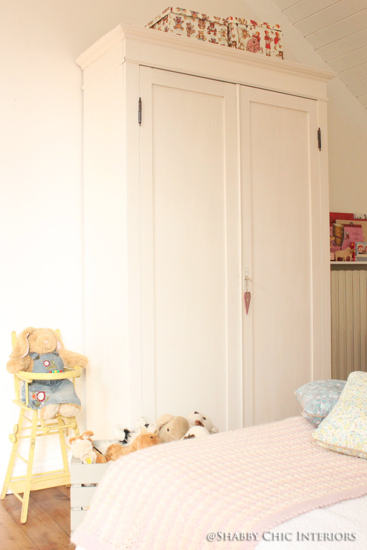 Shabby chic interiors novembre 2014 - Camerette shabby chic ...