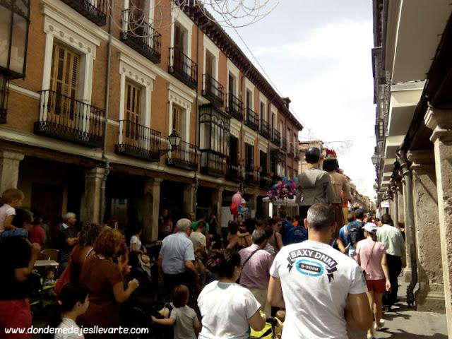 Fiestas de los Santos Niños en Alcalá de Henares