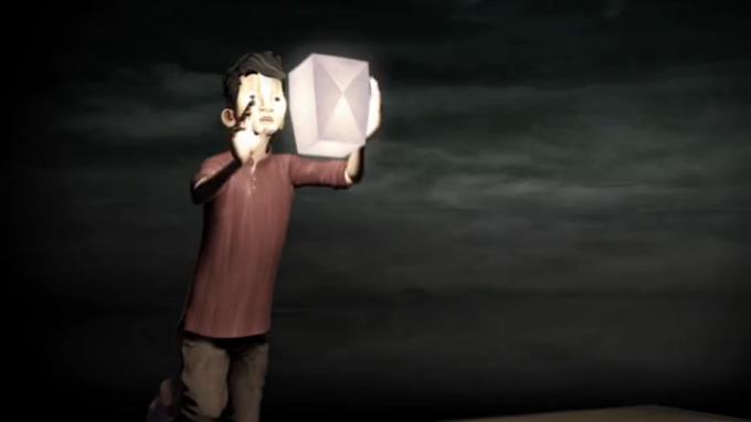 Beautiful Animation Short About a Connection Between a Boy and His Grandfather, Origami by ESMA MOVIES