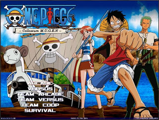 One Piece Colosseum MUGEN