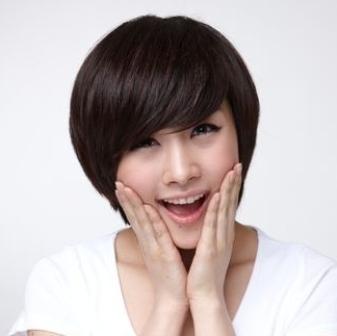 Model Rambut Pendek 2014