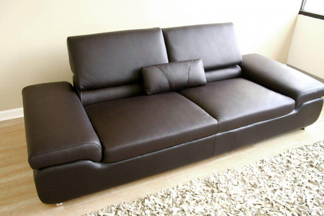 Une élégance parfaite dans votre maison avec les canapés en cuir ...
