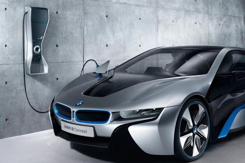 2013 bmw electric cars