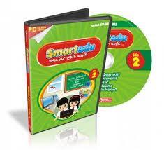 CD SMARTEDU UNTUK KELAS 2 SD