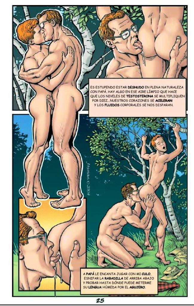 Porno de desendientes