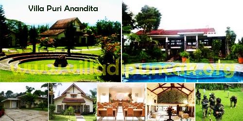 Puri Anandita Puncak
