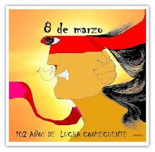 VIVA LA MUJER 8 DE MARZO Y SIEMPRE!!!