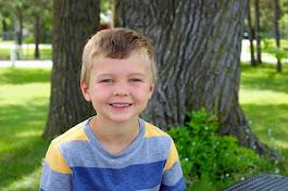 My Grandson Carson