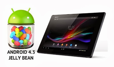 Sony Xperia Tablet Z Wi-Fi Android 4.3 update is now live
