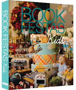 Livro Book Festas Kids!