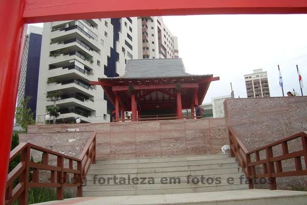 Nome Do Espaço é Uma Homenagem A Jusaku Fujita, Que Segundo Consta ~ Imagens Do Jardim Japones Em Fortaleza