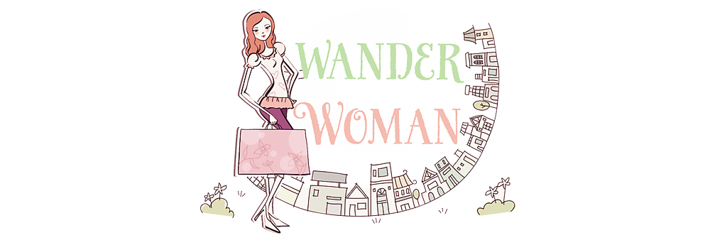 Wander Woman - The Neurotic Nomad