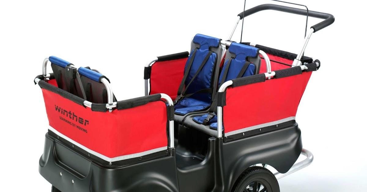 krippenwagen und kita fahrzeuge winther turtle kinderbus. Black Bedroom Furniture Sets. Home Design Ideas