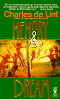Cover of Memory & Dream by Charles de Lint