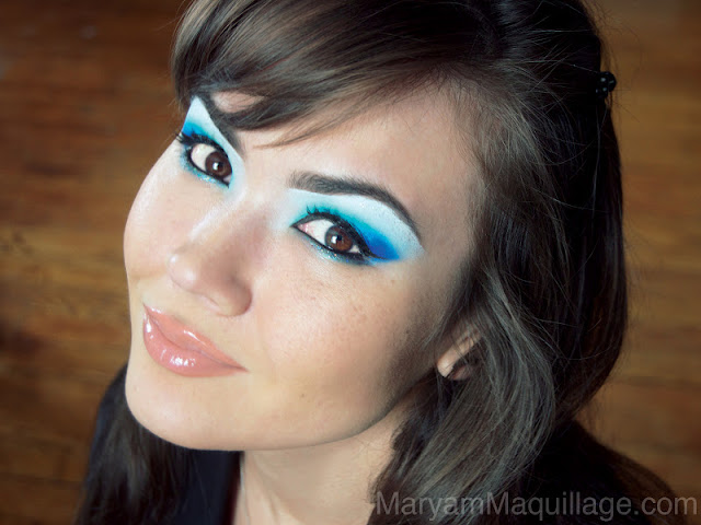 Maryam Maquillage Blue Birdie Chipper Chirpin