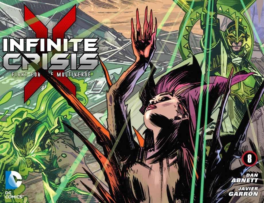 Infinite Crisis: FFTM #8