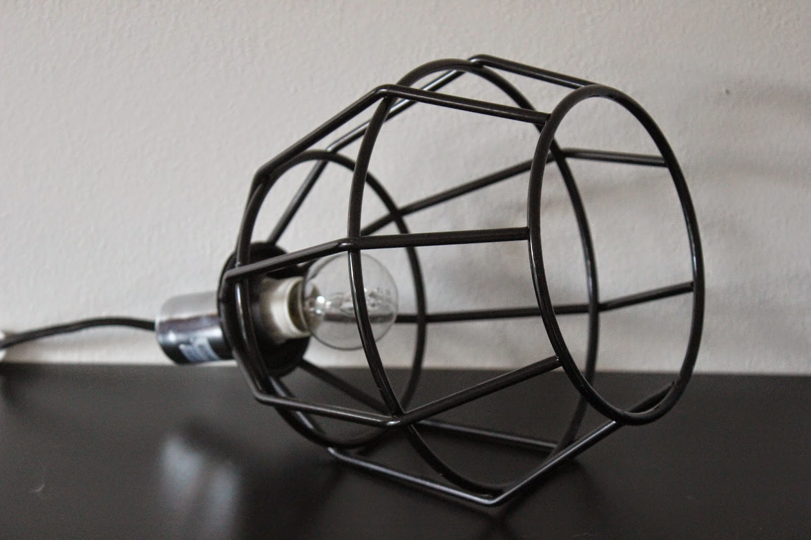 Pientä Sisustus Hulluutta DIY Design lamppu