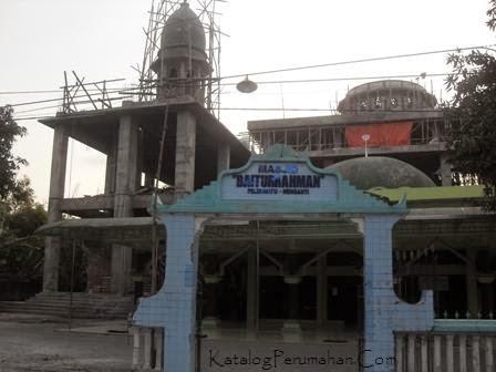 Masjid baitur rahman jalan raya pelem watu