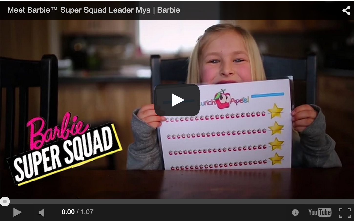 image Canadian Barbie Super Squad Leaders Show How Small Ideas Make a Big Difference