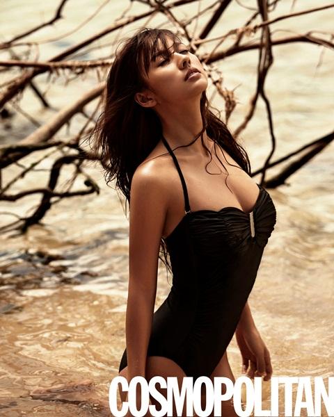Lee Hyori Cosmopolitan