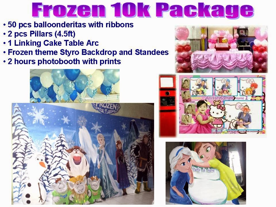Parties and events catering equipments suppliers planners etc party hats 10 pcs per pack php 40 frozen banner size 22x34 inches php 50 balloon frozen elsa back to back design 80 pesos per pack of 10 pcs stopboris Images
