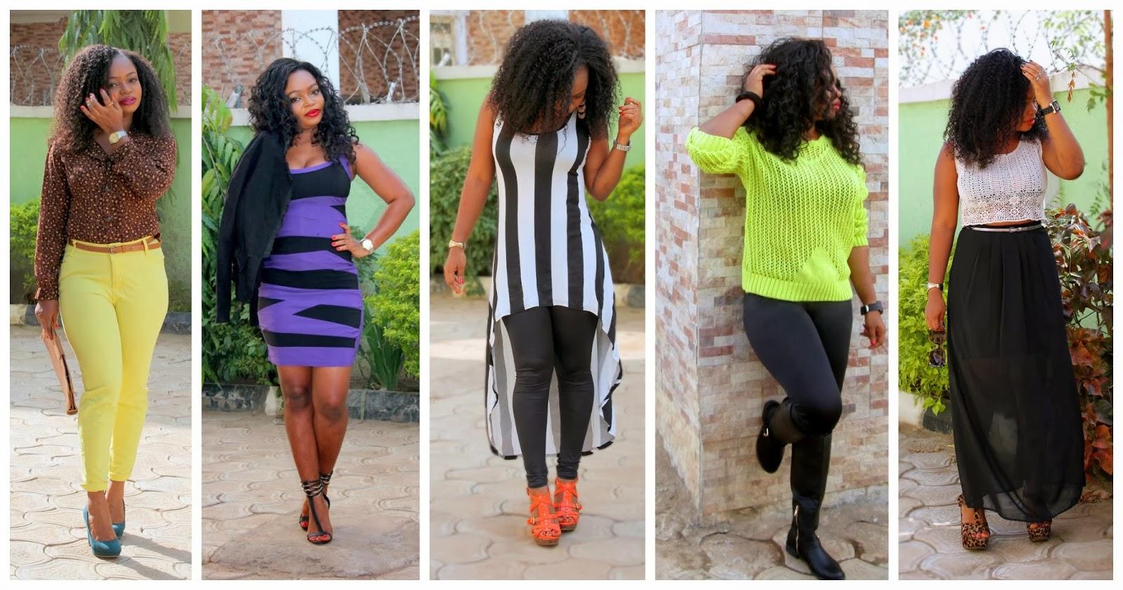 Justporsh Fashion Blogger From Nigeria M L D Jac B