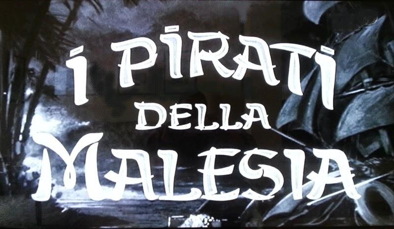 I Pirati della Malesia 1941