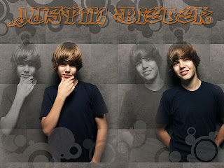 Cute pop singer Justin Beiber Hot desktop HD wallpapers 2012