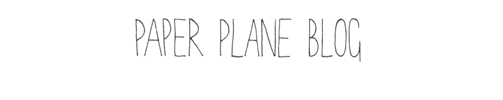 Paper Plane Blog