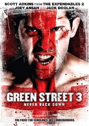 Không Chùn Bước 3 -  Green Street 3: Never Back Down - 2013